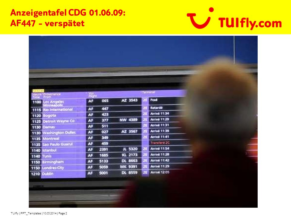 TUIfly | PPT_Templates | 10.03.2014 | Page 13 01.06.09, RIO