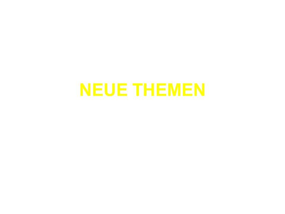 NEUE THEMEN