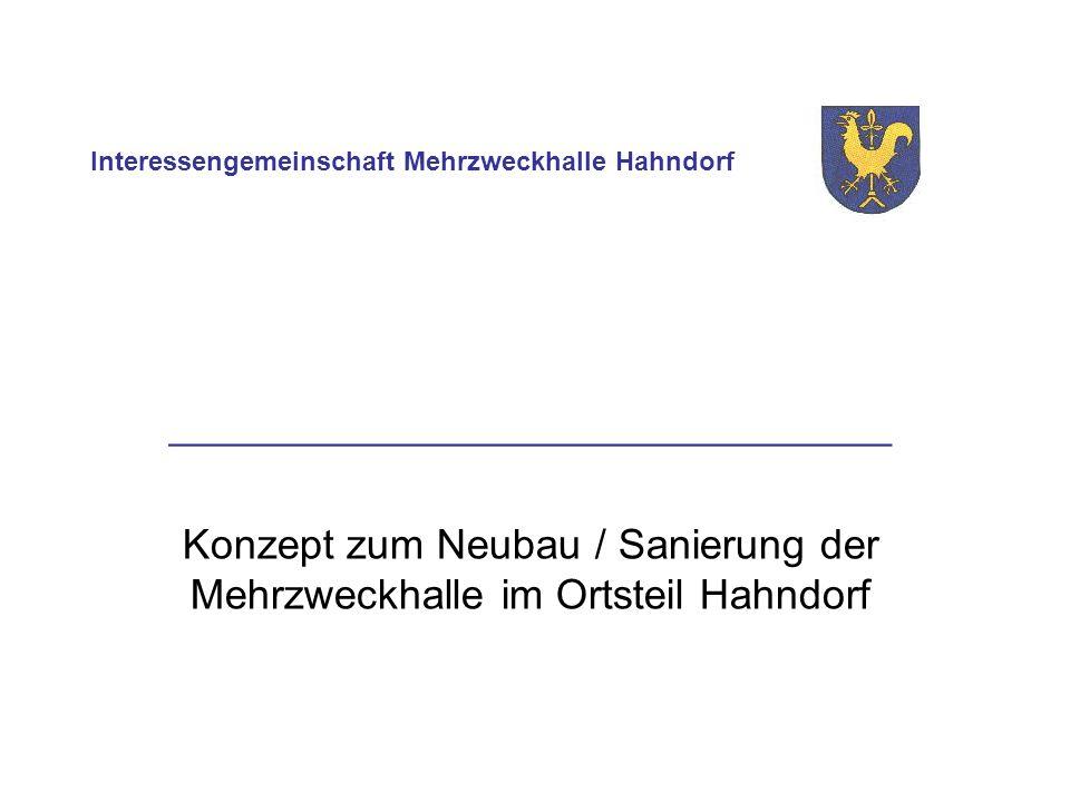 Finanzierungsmöglichkeiten / Erzielung von Einnahmen Namensrechte Es wird sicher nicht gleich im Rahmen eines Sponsoring in Form der AWD- Arena Hannover oder der HSH Nordbank-Arena Hamburg sein, aber auch kleinere Sportstätten bieten die Möglichkeit für Unternehmen sich die Namensrechte zu sichern.