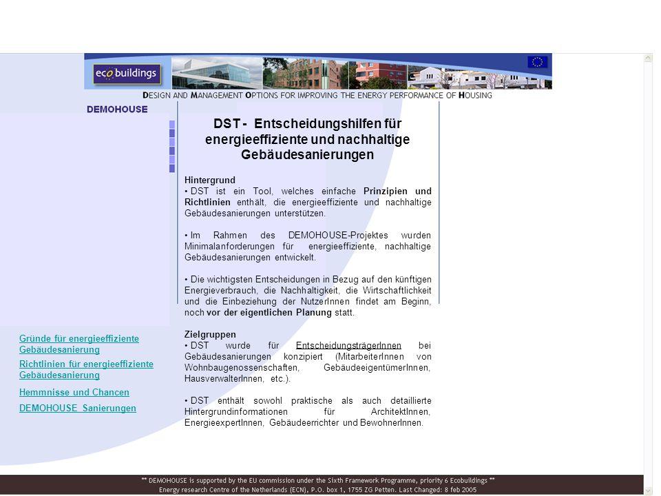 Kostengünstige technische Lösungen Für das dänische DEMOHOUSE Sanierungsprojekt wurde ein kostengünstiges Lüftungsgerät mit Wärmerückgewinnung entwickelt, welches dennoch eine hohe thermische Rückgewinnungsrate, geringen Stromverbrauch und geringe Geräuschentwicklung aufweist.
