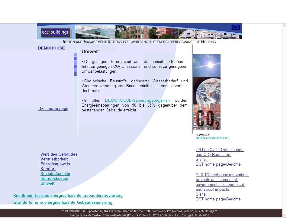 Energie Signatur Diese Methode dient der Dokumentation des Energieverbrauches für Raumwärme und Warmwasser.