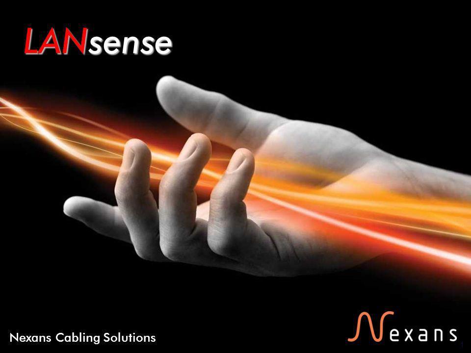 1 Nexans Cabling Solutions LANsense