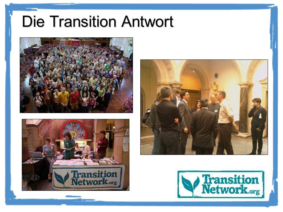 Die Transition Antwort