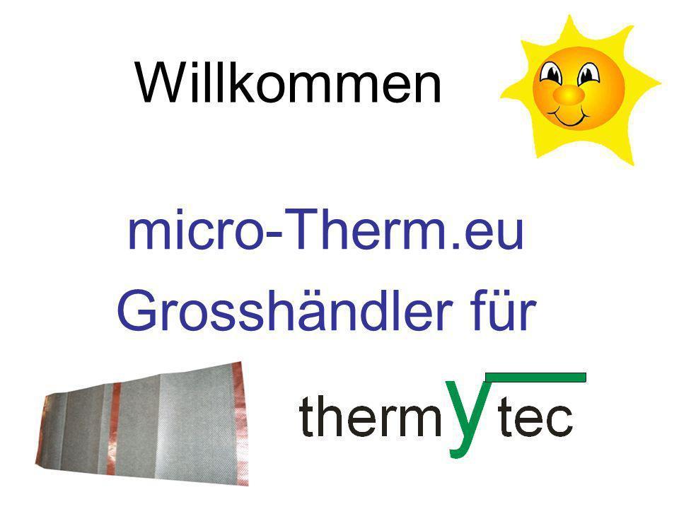 Willkommen micro-Therm.eu Grosshändler für