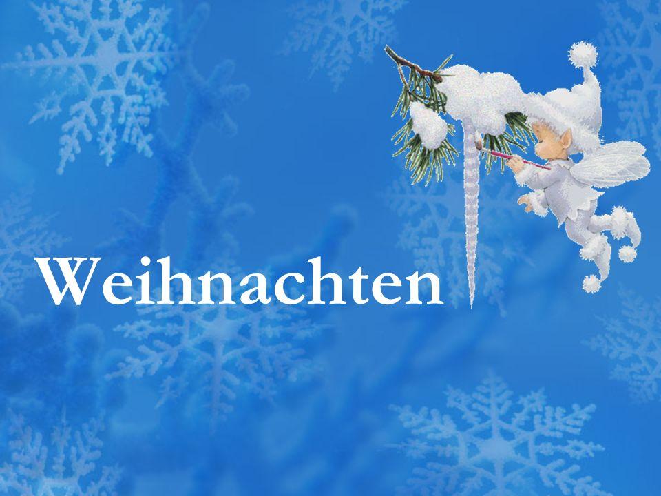 Wie feiert man Weihnachten in Deutschland Weihnachten ist eine besondere Zeit in Deutschland.