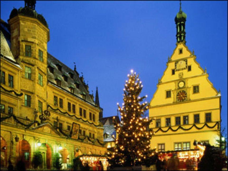 Das Weihnachtsfest ist eine lange Tradition.