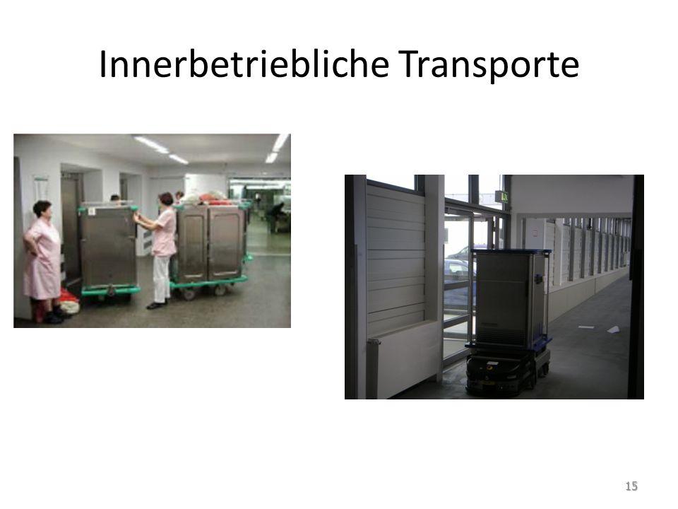 Innerbetriebliche Transporte 15