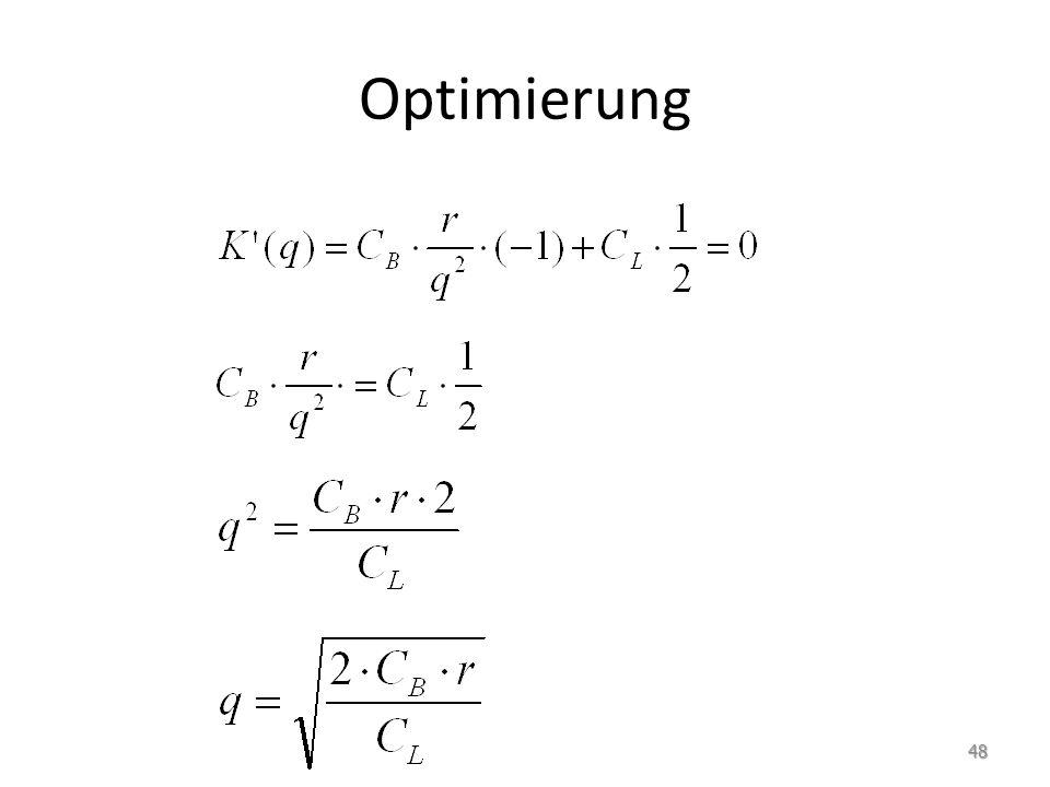 Optimierung 48