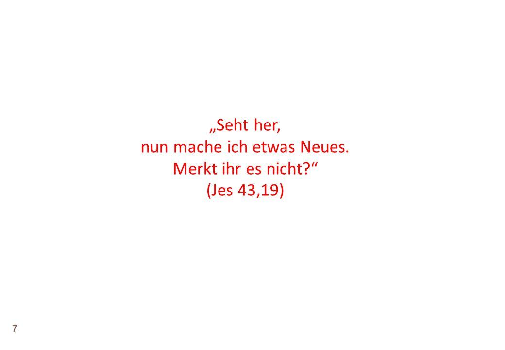 Erbheil und Erbunheil Erbheil Schöpfung Menschwerdung Erbunheil Erlösung Kreuz/Auferstehung Kol (1)/Eph.; Ostväter; Deutsche Mystik: Sein; Teilhard; S.