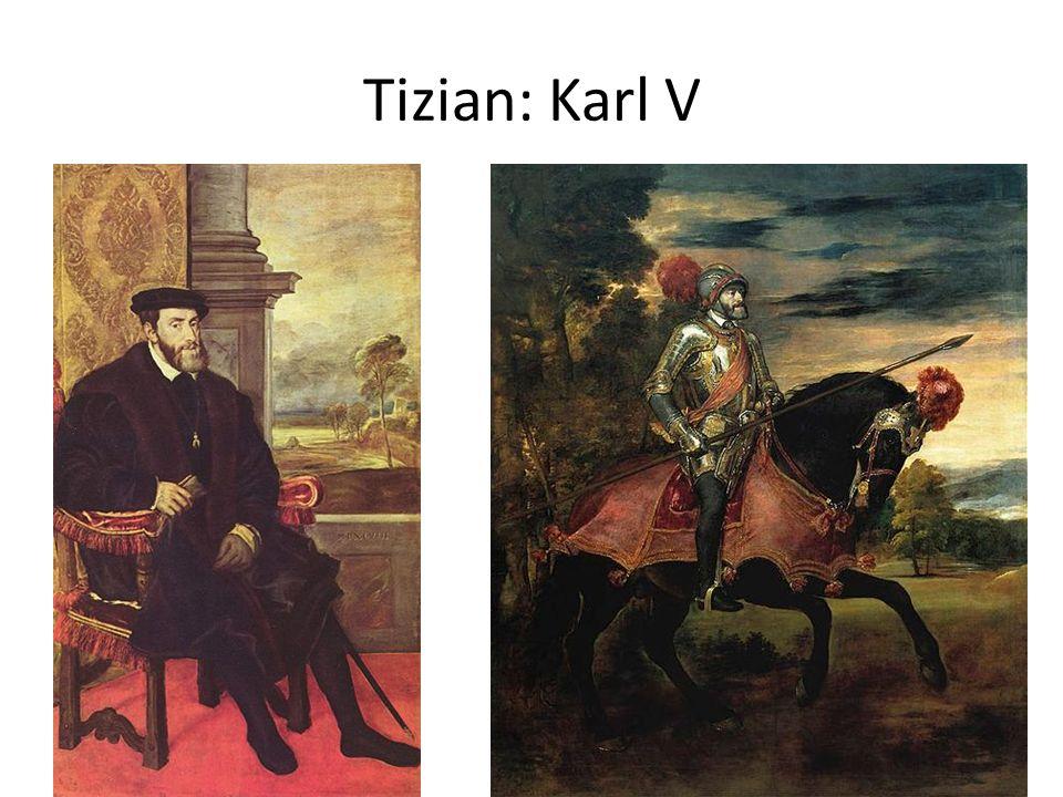 Tizian: Karl V