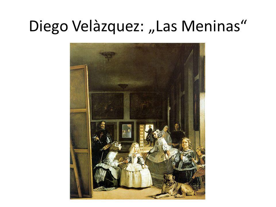 Diego Velàzquez: Las Meninas