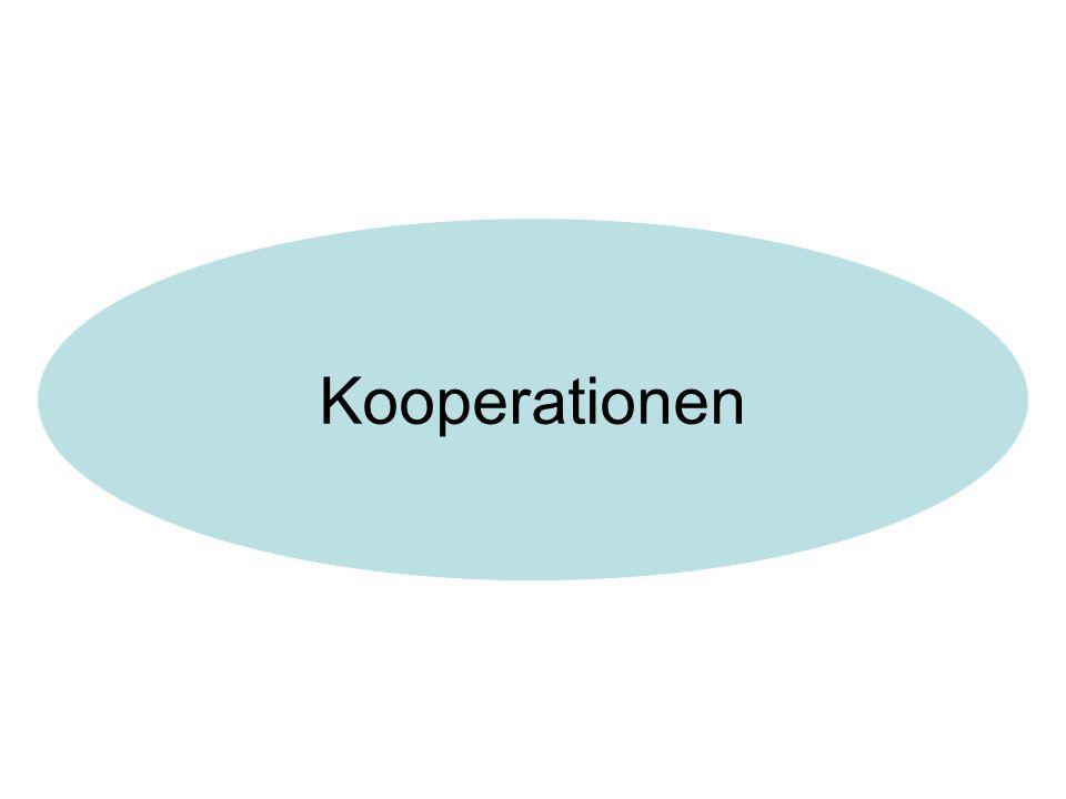 Kooperationen