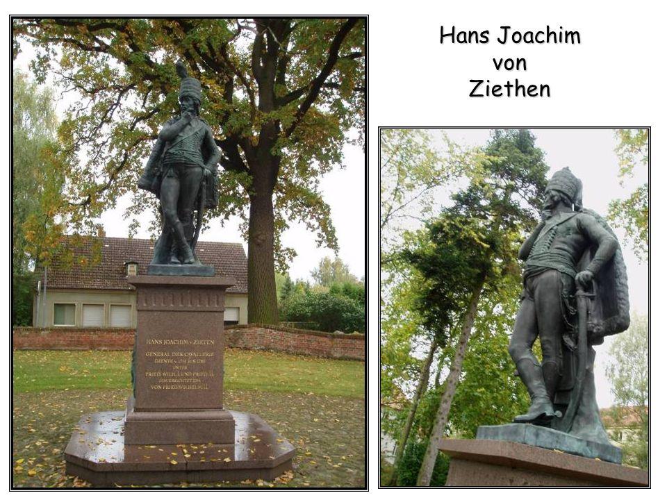 Hans Joachim von Ziethen