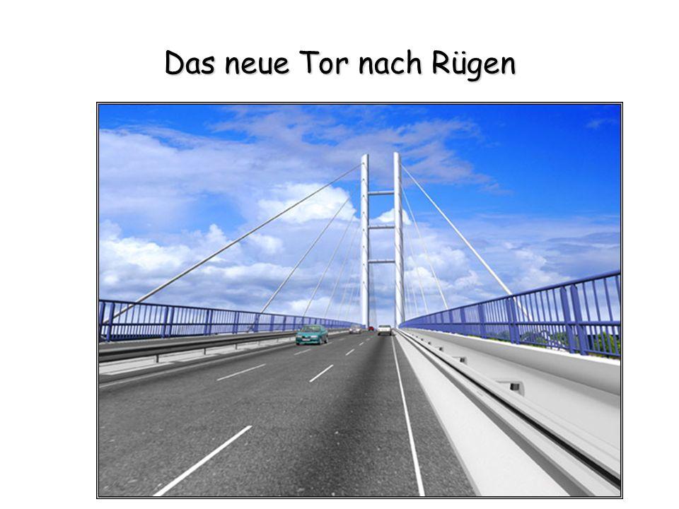 Das neue Tor nach Rügen