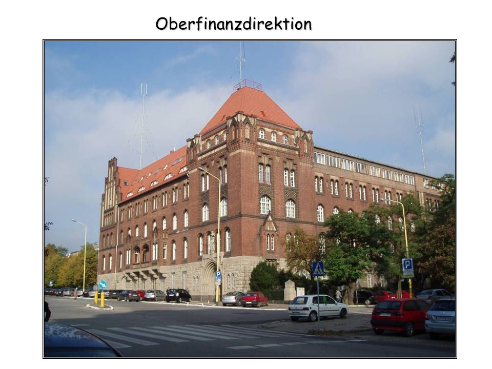 Oberfinanzdirektion Oberfinanzdirektion
