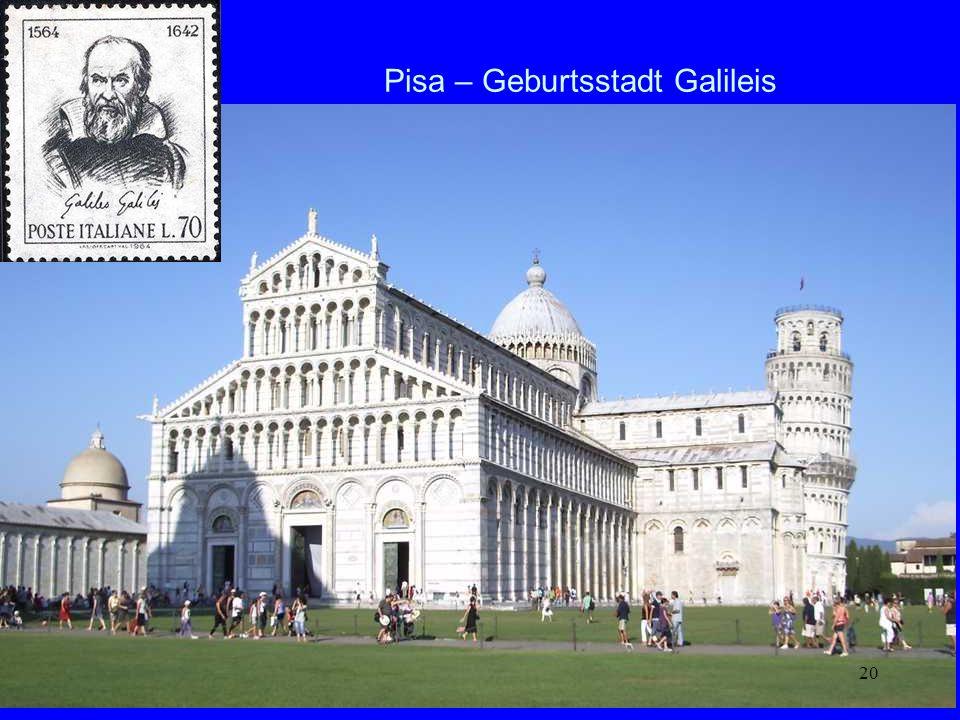 19 Die Landschaft um Vinci