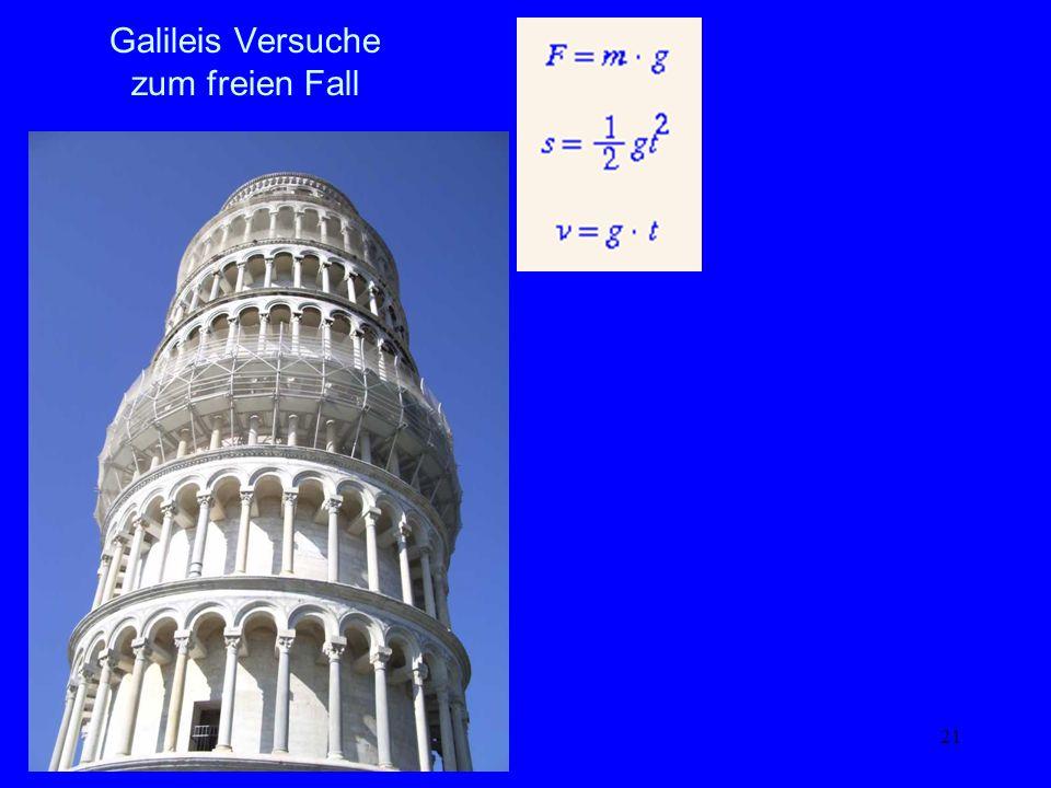 20 Pisa – Geburtsstadt Galileis