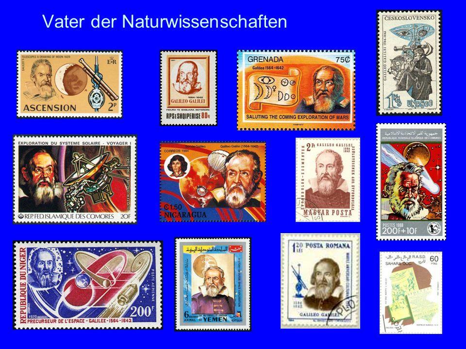 24 Galileis Abschwur beschäftigt die Menschen seither