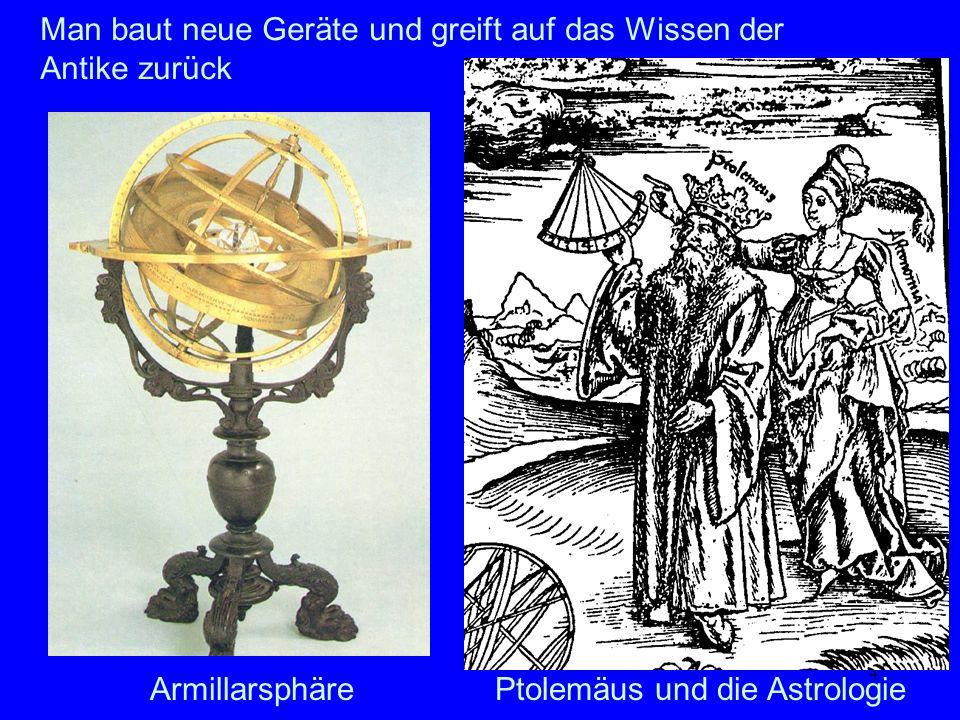 3 Dies bedeutet Abschied von den Astrologen und Alchemisten