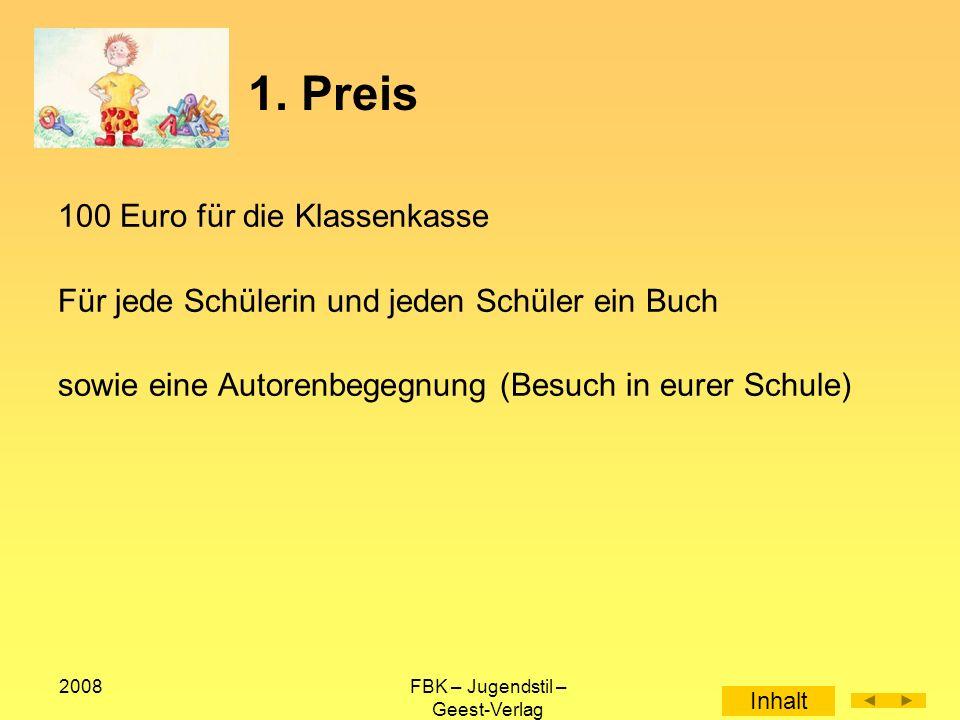 2008FBK – Jugendstil – Geest-Verlag 1.