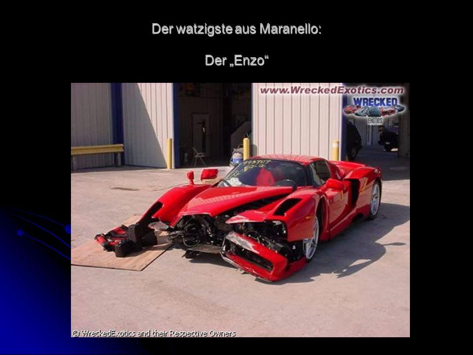 Der watzigste aus Maranello: Der Enzo