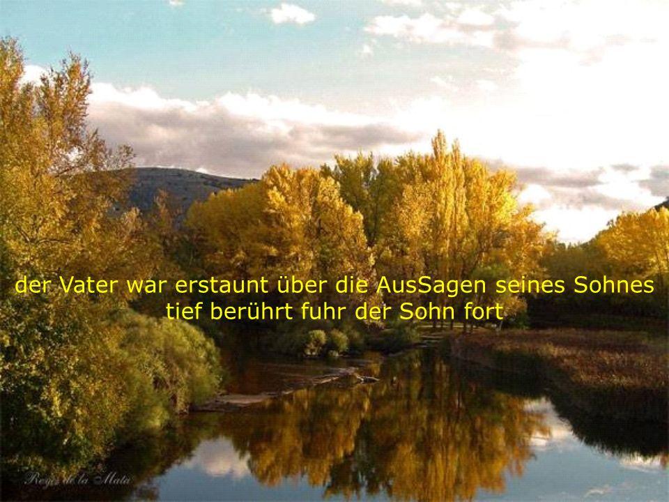 9° WIR sind mit dem Mobile - PC - TV – etc°°° verbunden SIE sind verbunden mit dem Leben – dem Himmel – der Sonne - Wasser mit grünen Wiesen – den Tie