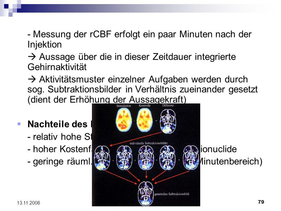 Das What und das Where System80 13.11.2006