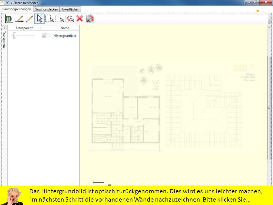 Wie Sie vielleicht schon ahnen, ist DBD-KostenKalkül kein CAD Programm.