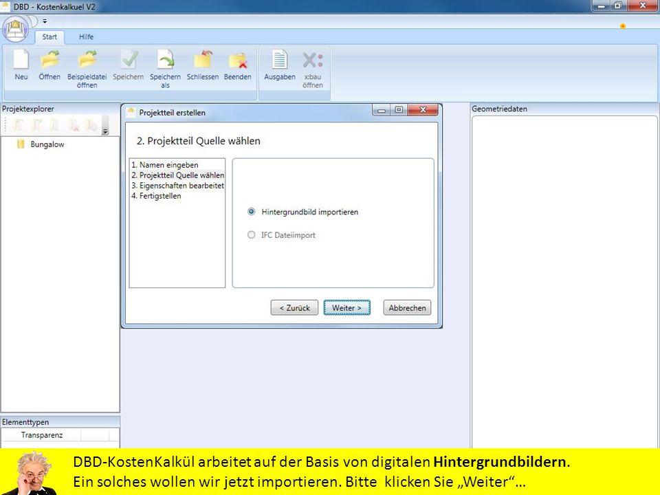 Wir wählen nun eine Datei aus, wie Sie es von Windows kennen. Bitte klicken Sie…