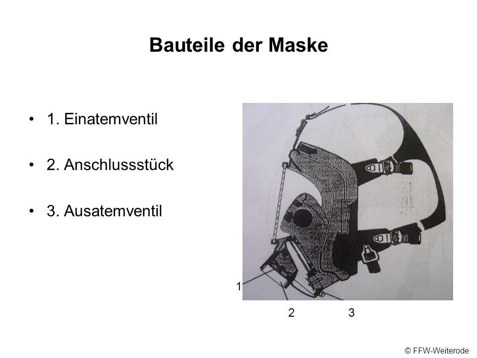 Maske © FFW-Weiterode