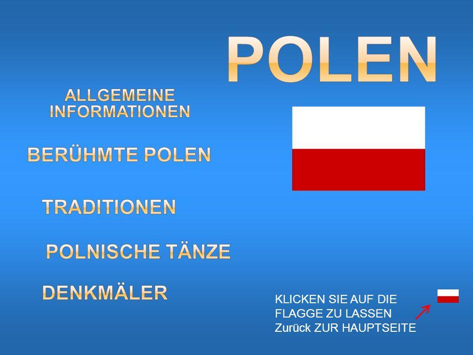 1.Polen ist der 9. Platz in Europa in Bezug auf Fläche und 8 gemessen an der Bevölkerung.