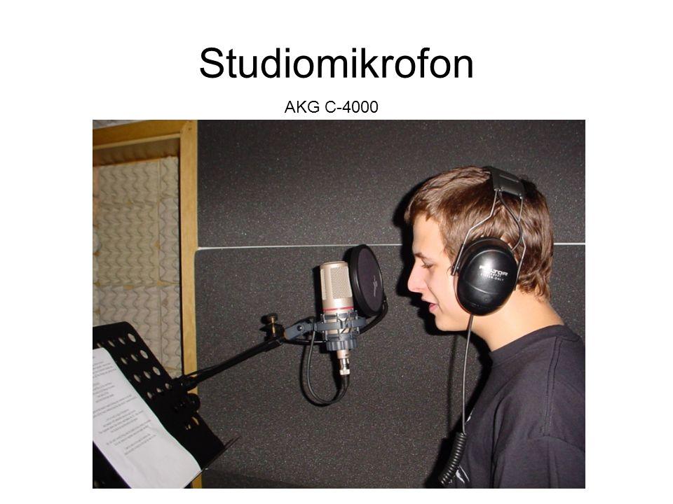 Studiomikrofon AKG C-4000