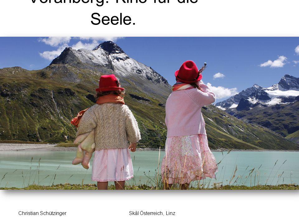 Skål Österreich, LinzChristian Schützinger Vorarlberg. Kino für die Seele. ADAC