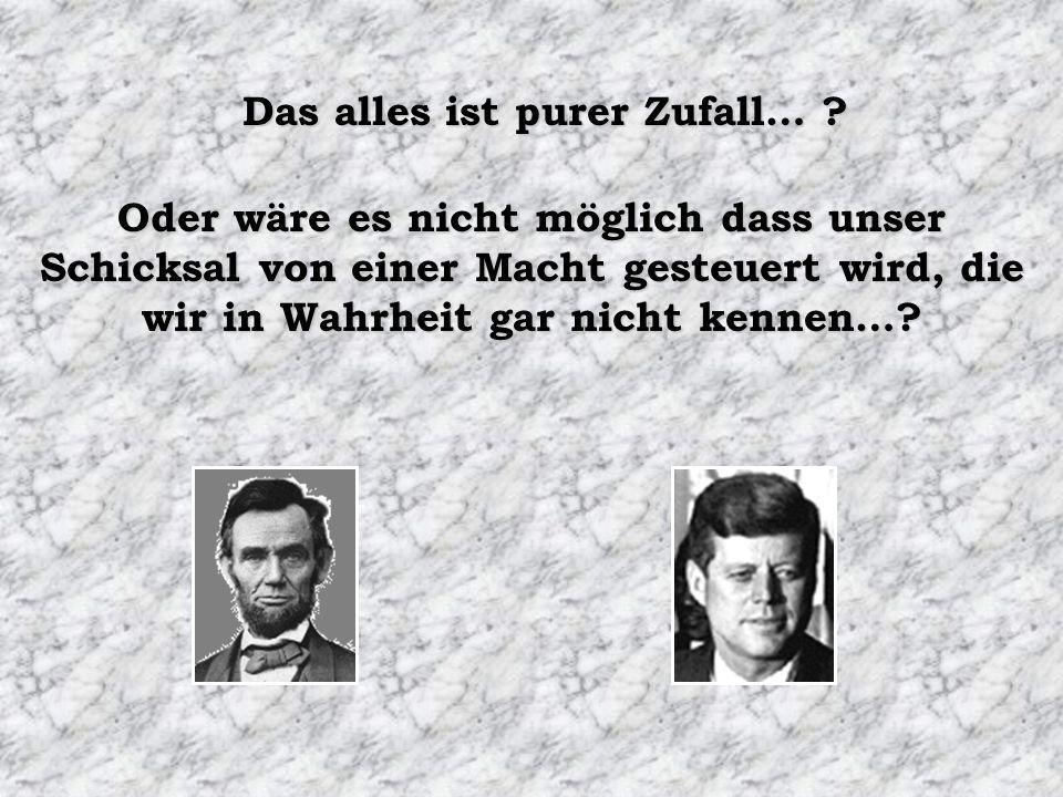 Booth und Oswald wurden vor ihrem Prozess erschossen...