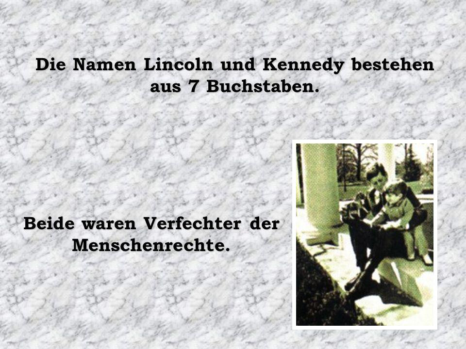 Abraham Lincoln wurde im Jahre 1846 in den Kongress gewählt.