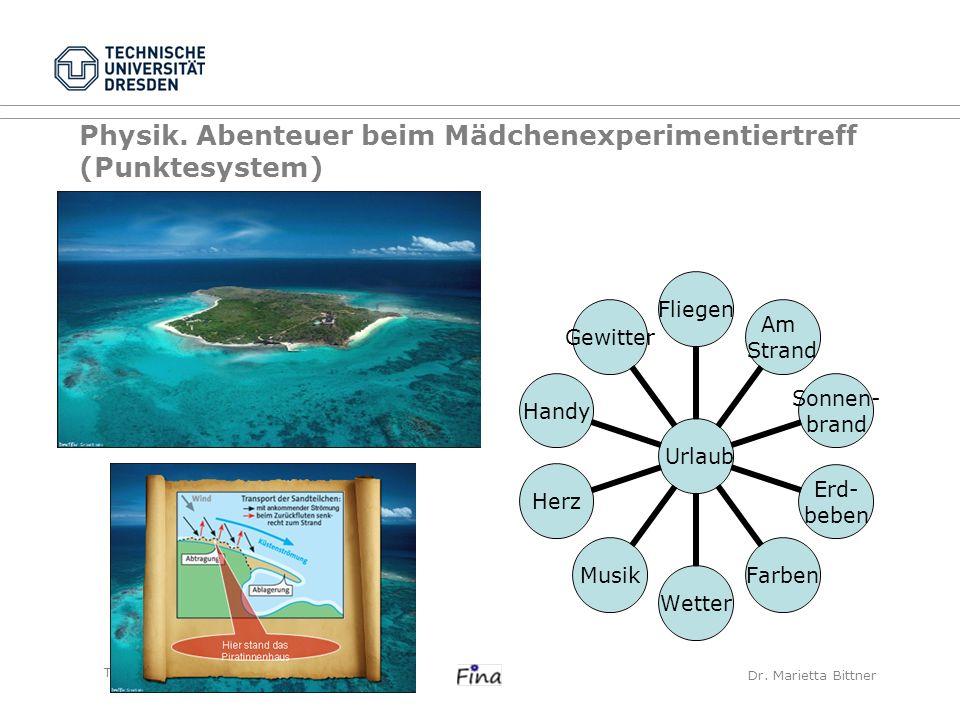 TU DresdenCarolin Frank Spannende Fragen zum Thema Urlaub .
