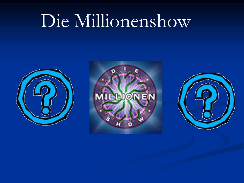 Die Millionenshow