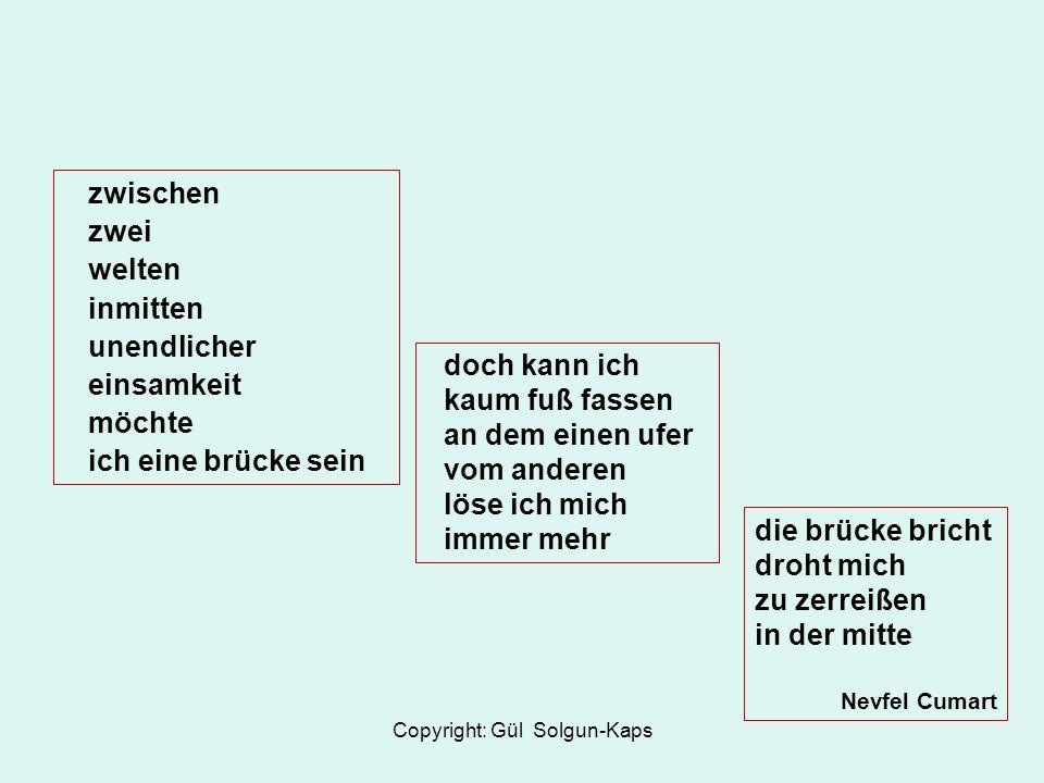 Copyright: Gül Solgun-Kaps Warum kommt es manchmal zu Stolpersteinen mit Kindern mit Migrationshintergrund in der Schule.