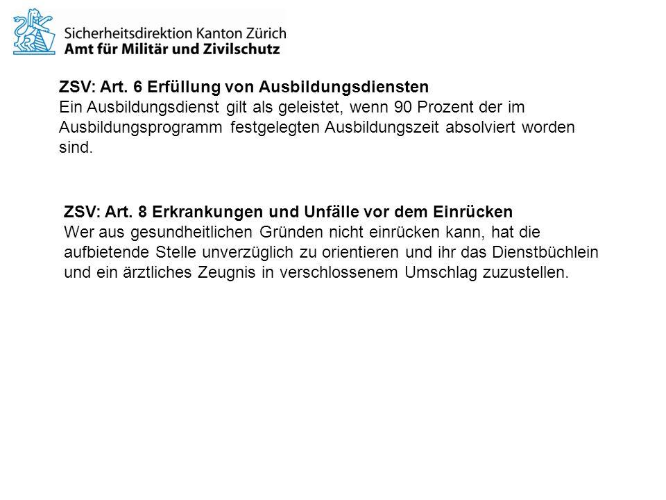 ZSV: Art.