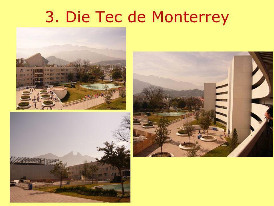 3. Die Tec de Monterrey