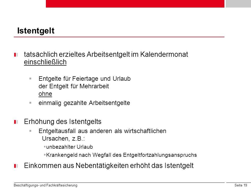 Seite 20 Beschäftigungs- und Fachkräftesicherung Beispiel Arbeitnehmer Herr K.