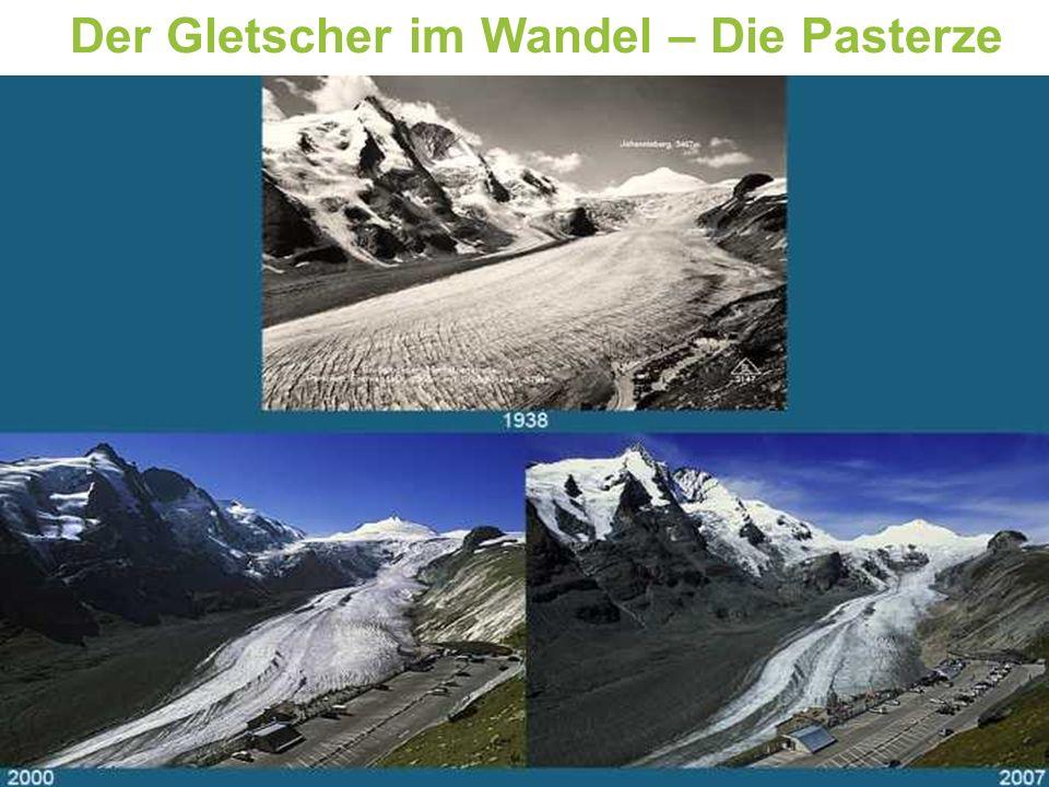 19 Der Gletscher im Wandel – Die Pasterze
