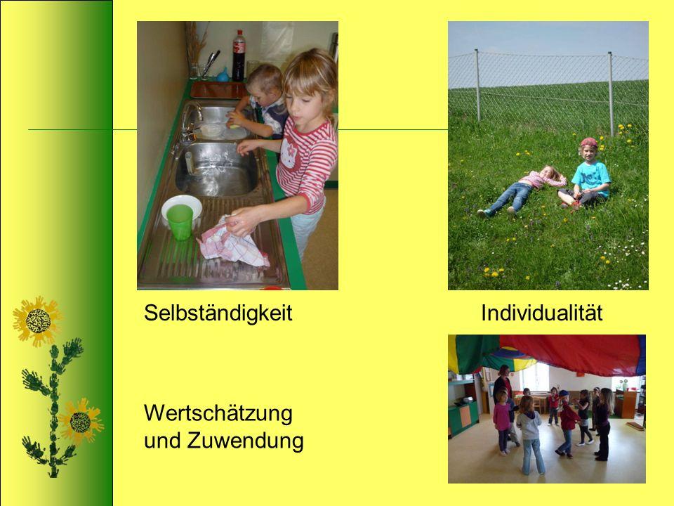 Offenheit Freispielzeit Feste und Festvorbereitung Schulvorbereitung Ausflüge Werkstätten