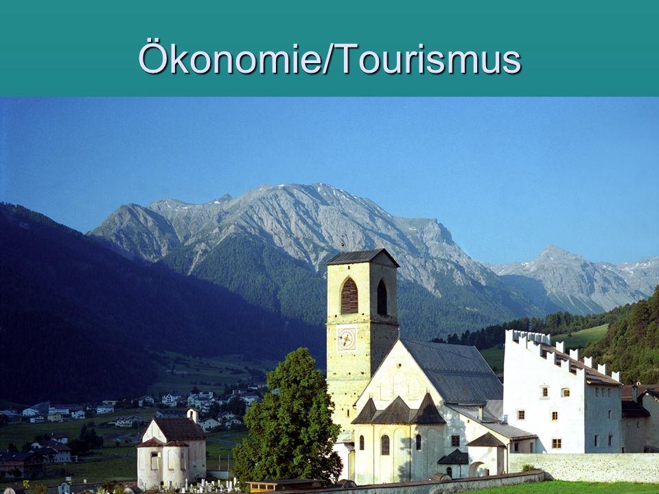 Ökonomie/Tourismus