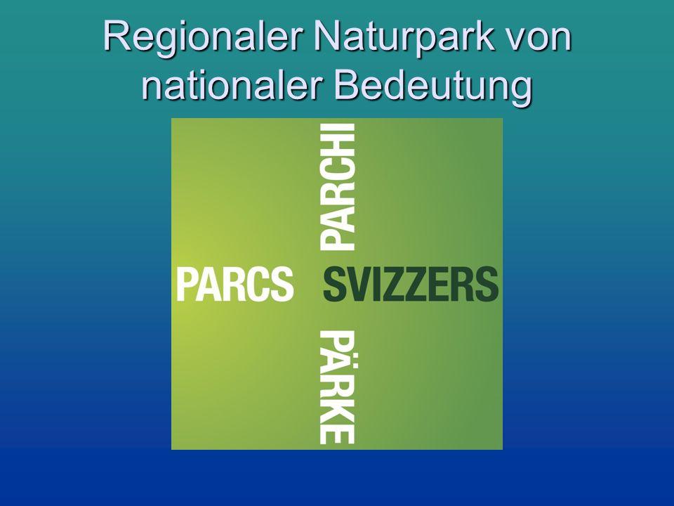 Regionaler Naturpark von nationaler Bedeutung