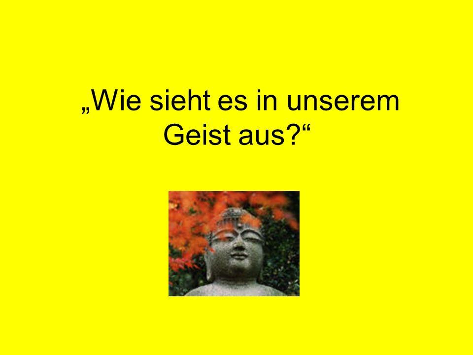 © Dr. Kai Romhardt www.romhardt.com www.achtsame-wirtschaft.de Wie sieht es in unserem Geist aus?