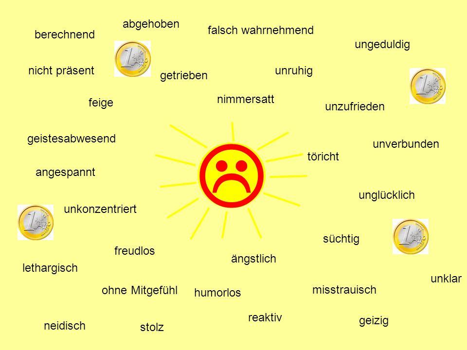 © Dr. Kai Romhardt www.romhardt.com www.achtsame-wirtschaft.de angespannt unkonzentriert lethargisch freudlos ohne Mitgefühl ängstlich humorlos unklar