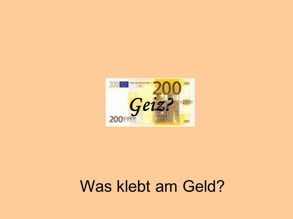 © Dr. Kai Romhardt www.romhardt.com www.achtsame-wirtschaft.de Geiz Was klebt am Geld? Geiz?