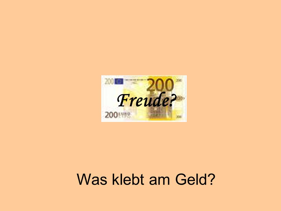 © Dr. Kai Romhardt www.romhardt.com www.achtsame-wirtschaft.de Geiz Was klebt am Geld? Freude?