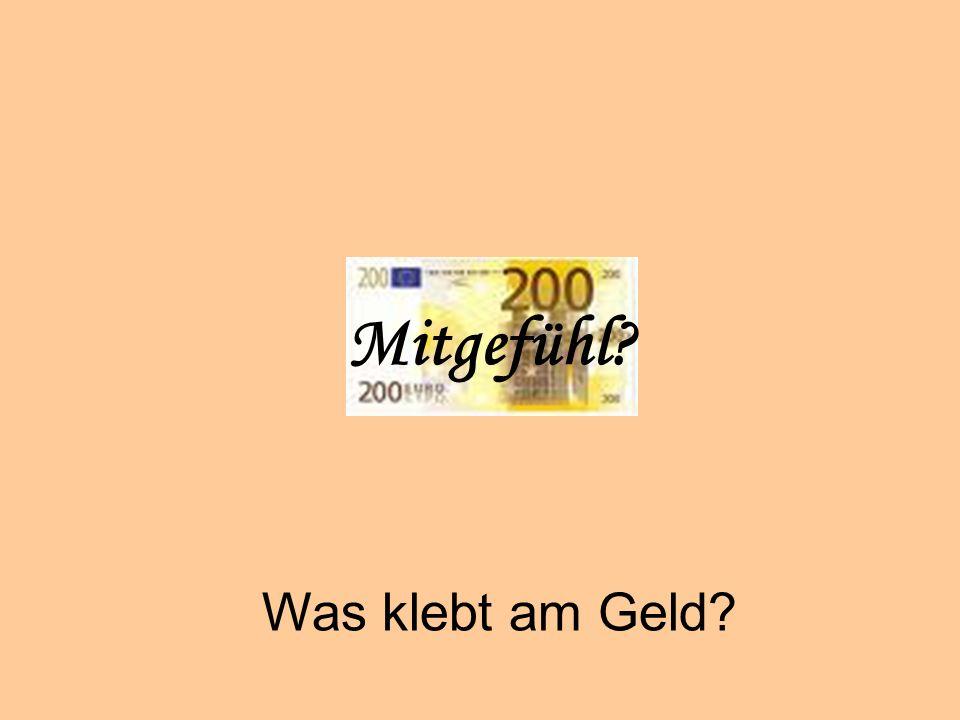 © Dr. Kai Romhardt www.romhardt.com www.achtsame-wirtschaft.de Geiz Was klebt am Geld? Mitgefühl?
